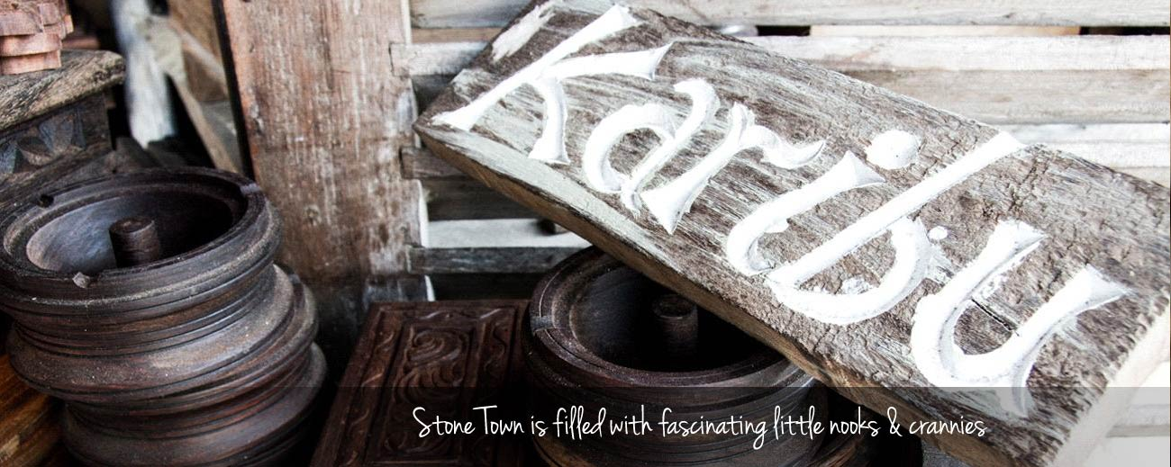 Explore Stone Town - a fascinating, ancient city