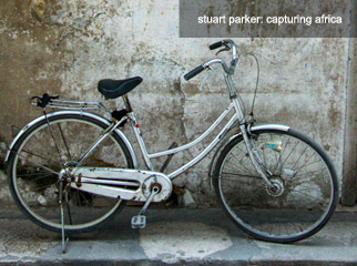 Explore Stone Town - bicycle