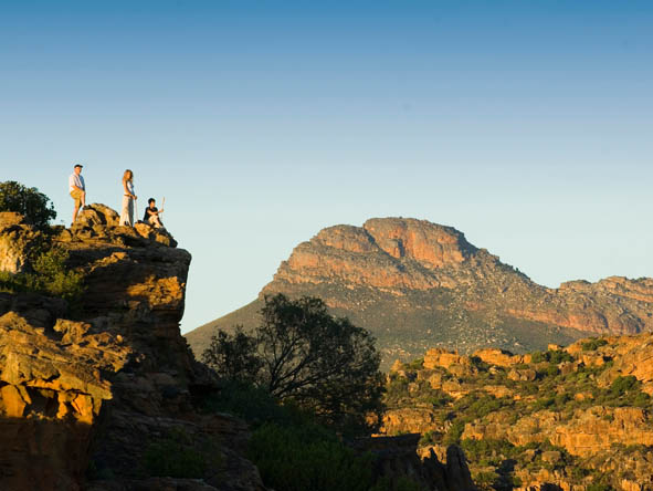 Bushmans Kloof is a sensational mountain retreat just a few hours from Cape Town.