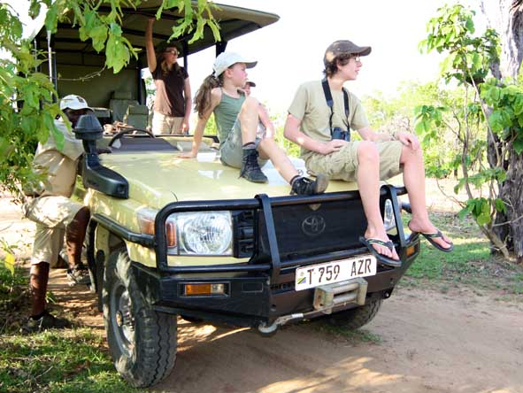 If your family is an adventurous one, there are plenty of child-friendly safaris across Africa.