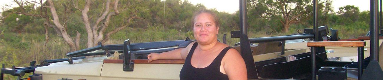 Genevieve Stewart - Africa Safari Expert