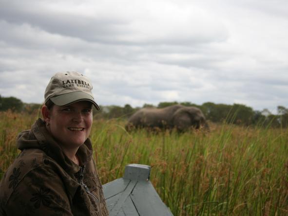 Ramona Cilliers - Malawi boat safari