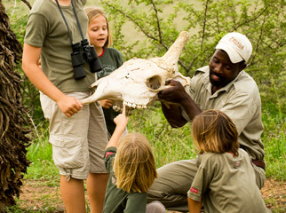 Kids will love learning about the flora and fauna of Africa - it's educational and fun!