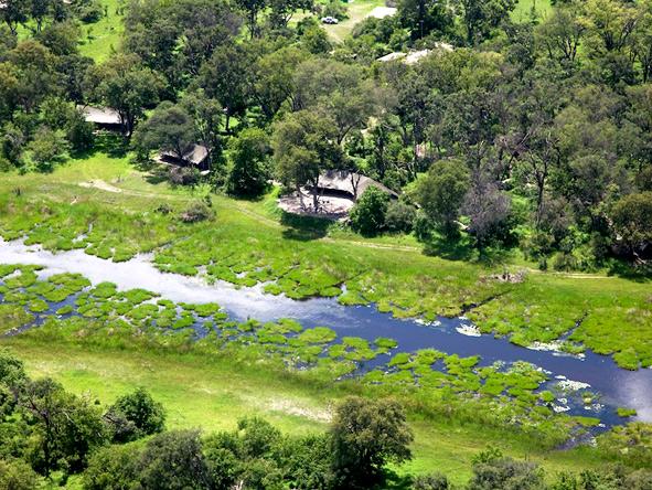 Machaba Camp - Okavango Delta