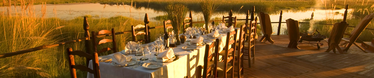 Exclusive Botswana Luxury Safari