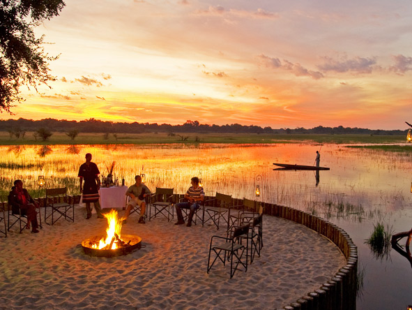Exclusive Botswana Luxury Safari - Okavango Delta