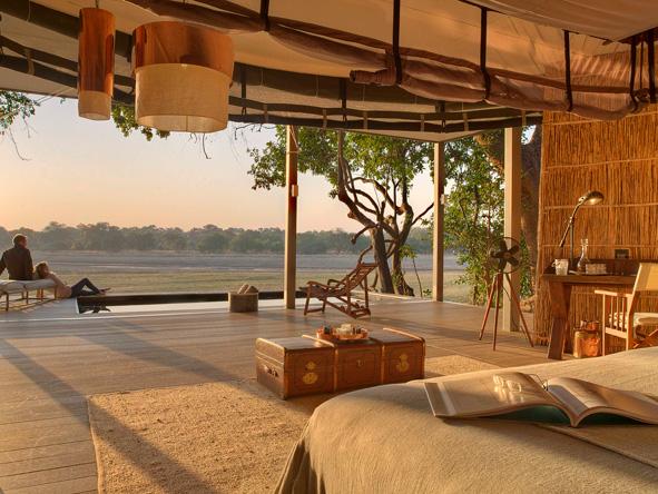 Chinzombo - Luangwa River