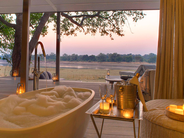 Chinzombo - Bubble baths