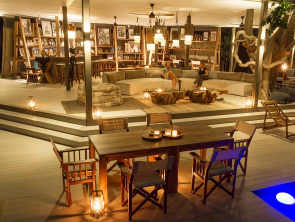 Chinzombo - Comfortable lounge