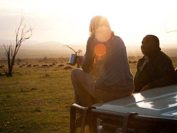 Serengeti Safari Camp - Private guides