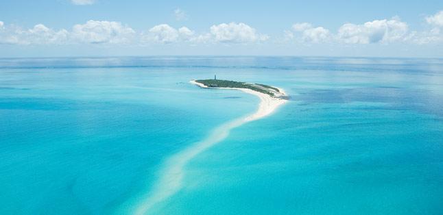 Quirimbas Archipelago - swim in Mozambique's azure ocean