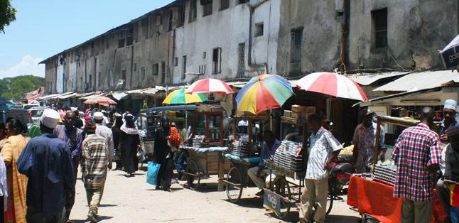 Stone Town - Zanzibar's spice capital