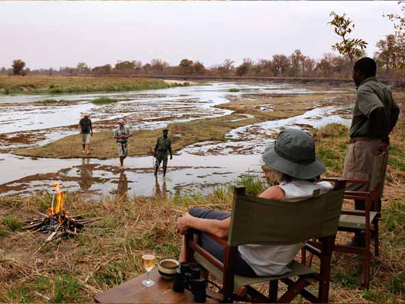 Mwaleshi Bush Camp - North Luangwa
