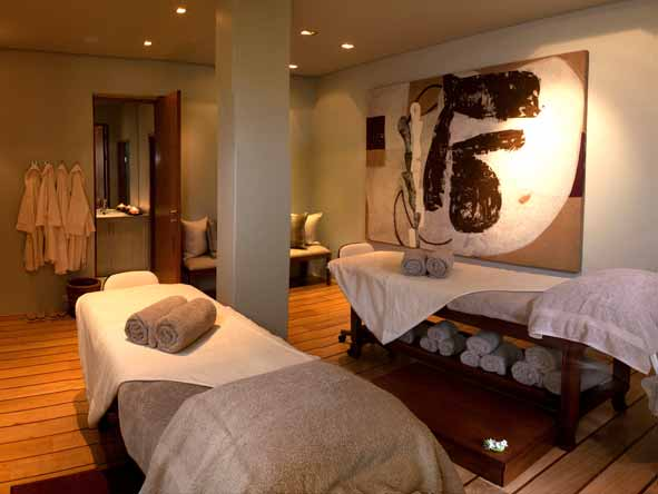 Classic South Africa in Style - Spa treatments