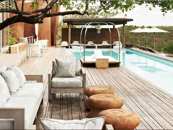 Classic South Africa in Style - Swimming pools