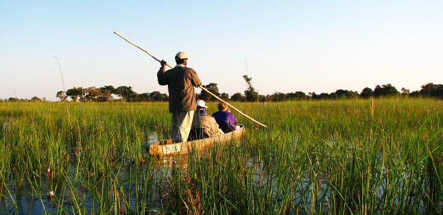 Okavango Delta - Botswana's pristine inland wilderness