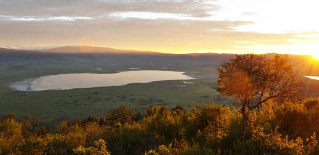 Ngorongoro Crater - Tanzania's Eden