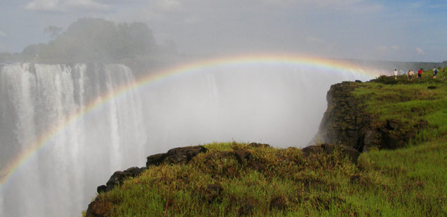 Victoria Falls - one of Africa's most iconic destinations