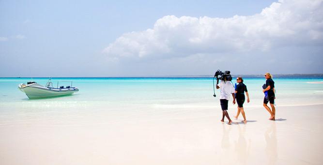 Mnemba Island Lodge - Mnemba Island, Zanzibar