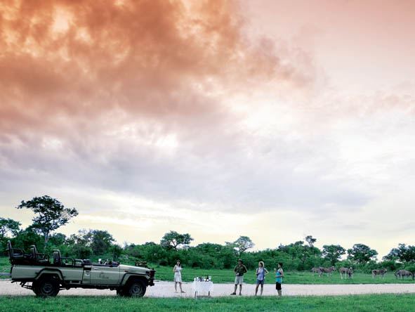 A Sabi Sands safari is ideal for families - there are plenty of lodges with child-friendly activities and facilities.
