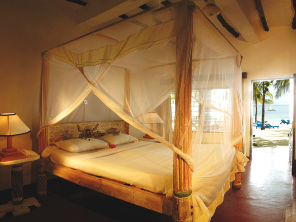 Coconut Village - Queen-sized beds