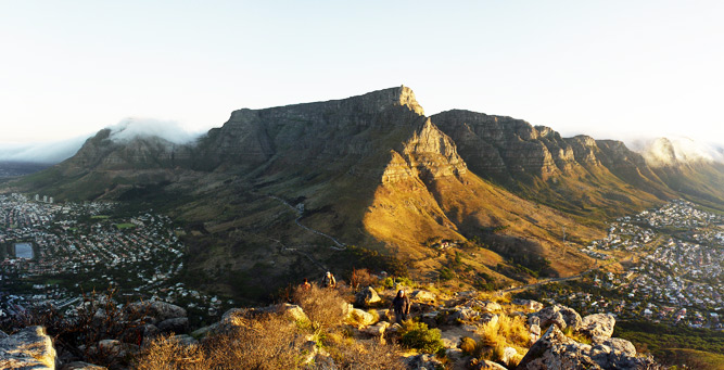 How to Hike Africa's Iconic Mountains - Table Mountain