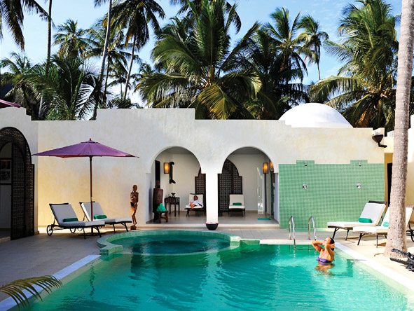Dreams of Zanzibar - Mvua African Rain Spa