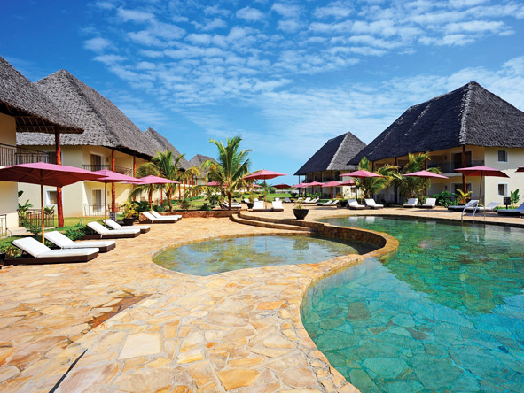 Dreams of Zanzibar - Family-friendly swimming pool