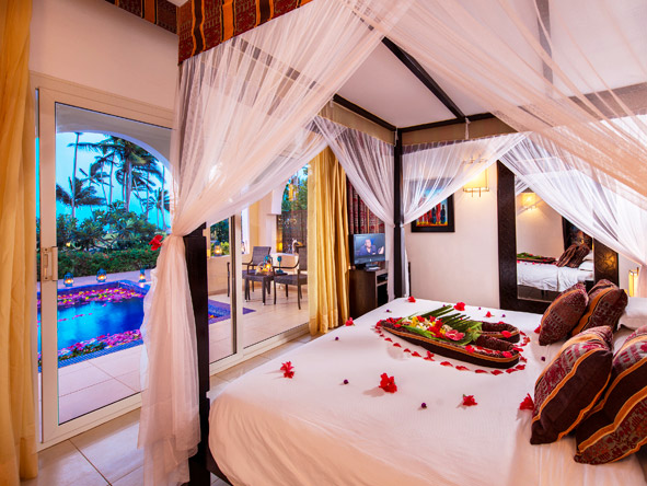 Dreams of Zanzibar - Perfect for honeymooners