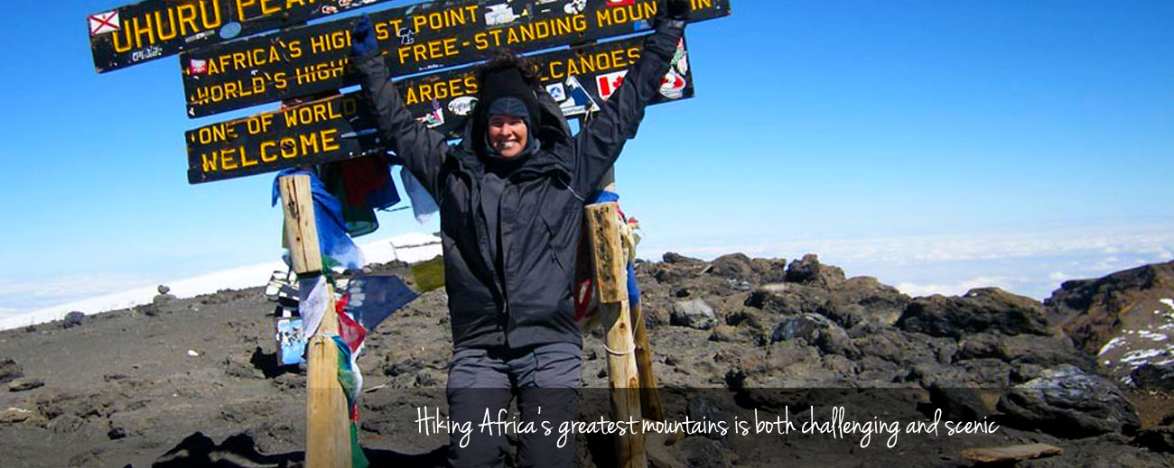 How to Hike Africa's Iconic Mountains