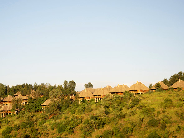 Exploreans Ngorongoro Lodge - Minutes from the Crater