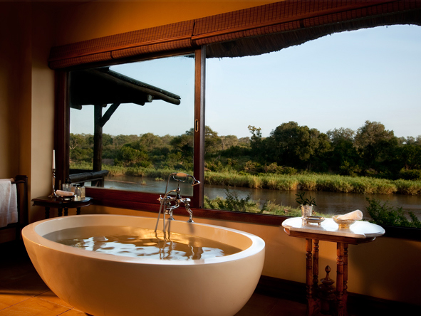 Lion Sands Narina Lodge - Stunning views