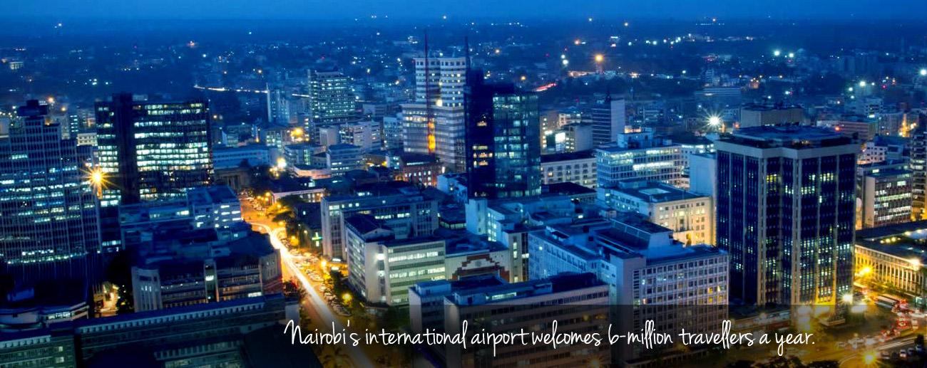 Nairobi Fire Blog - banner