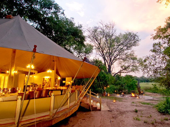Stanleys Camp - Out of Africa experience