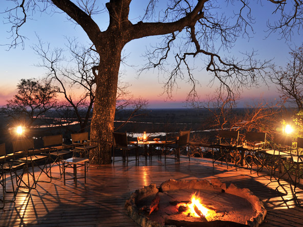 Muchenje Safari Lodge - Chobe River views