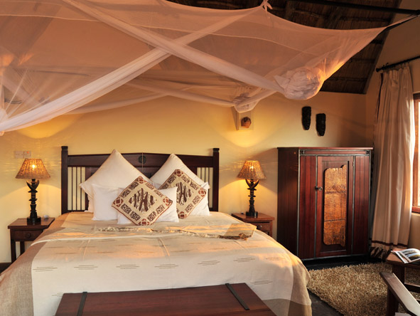 Muchenje Safari Lodge - Spacious suites