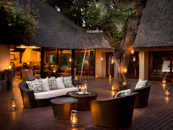 Lion Sands River Lodge - Relaxed ambience