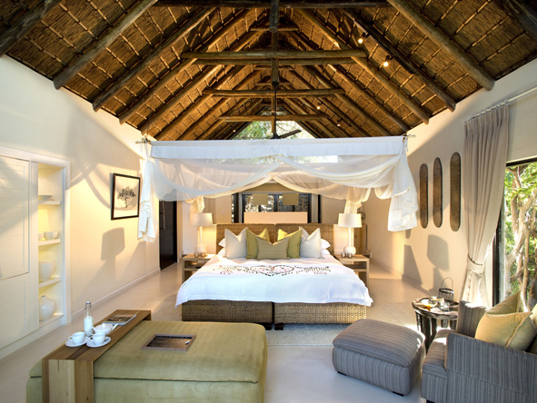 Lion Sands River Lodge - Spacious suites