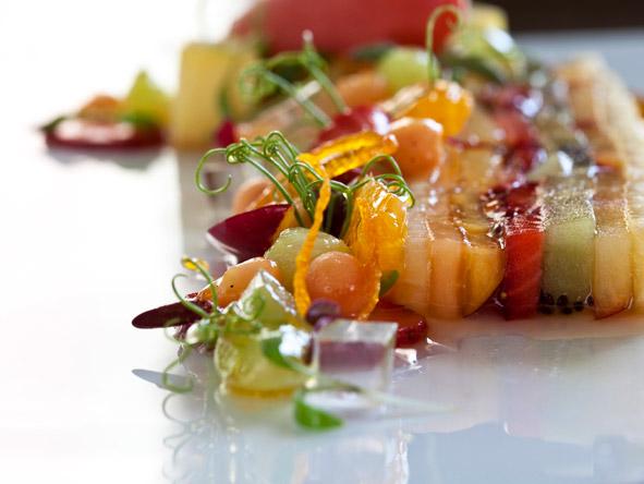 Mount Nelson - Delicious cuisine