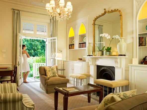 Mount Nelson - Elegant interiors