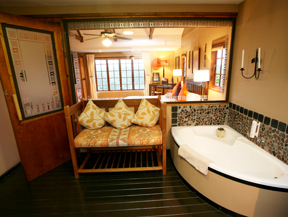 Hog Hollow Country Lodge - En suite facilities