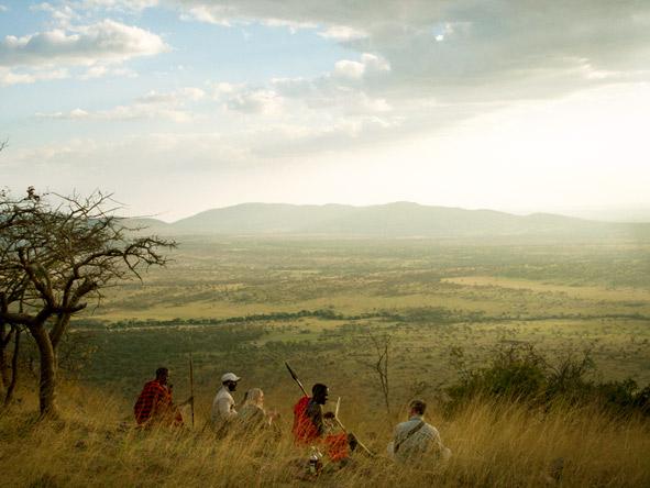 Nduara Loliondo - Rift Valley landscape