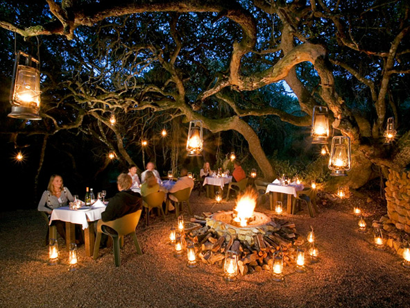 Exclusive Cape Romantic Journey - Romantic dining