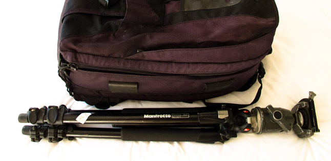 What to Pack in Your Camera Bag: Tripod