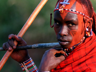 Top Cultural Experiences in Africa - Maasai Warrior