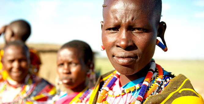 Top Cultural Experiences in Africa - Maasai woman