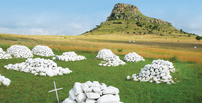 Top Cultural Experiences in Africa - the KZN Battlefields