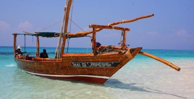 Top 10 Inspirational Places in Africa - Zanzibar dhow