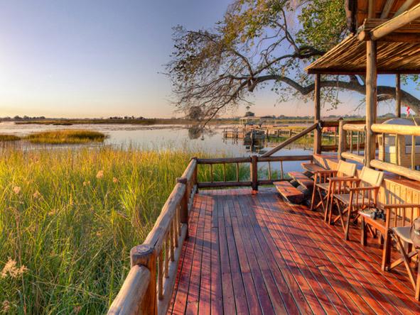 Eagle Island Camp - Okavango Delta