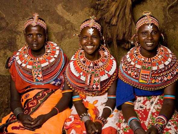 Samburu Intrepids - Traditional Samburu culture